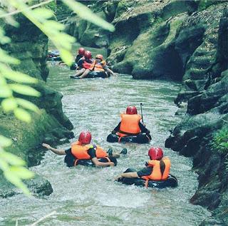 Karst Tubing Surobayan Sedayu