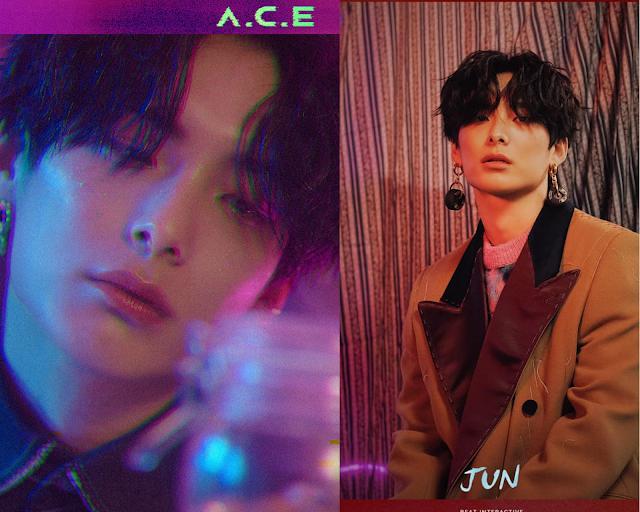 """alt=""""A.C.E's Project official concept teaser photo JUN"""