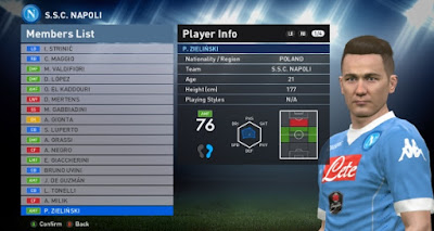 PES 2016 Transfers Update 05 Aug For PTE 6.0 by ramin_cpu