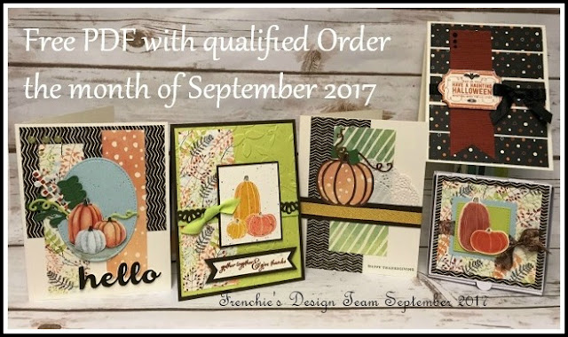 Pick a Pumpkin, Labels to Love, Stampin'Up!, #frenchiestamps, Fall cards