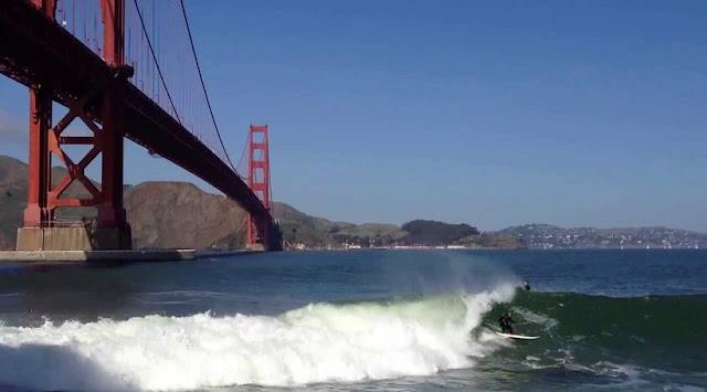 Fort Point em San Francisco na Califórnia