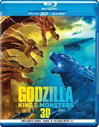 Godzilla King Of The Monsters 3D Full Movie Download HSBS 1080p