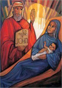 Catholic Daily Reading + Reflection (Homily), 24 June 2021