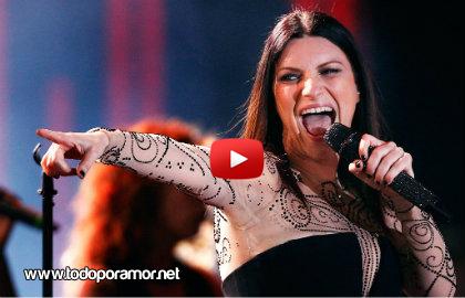 canciones de amor de Laura Pausini