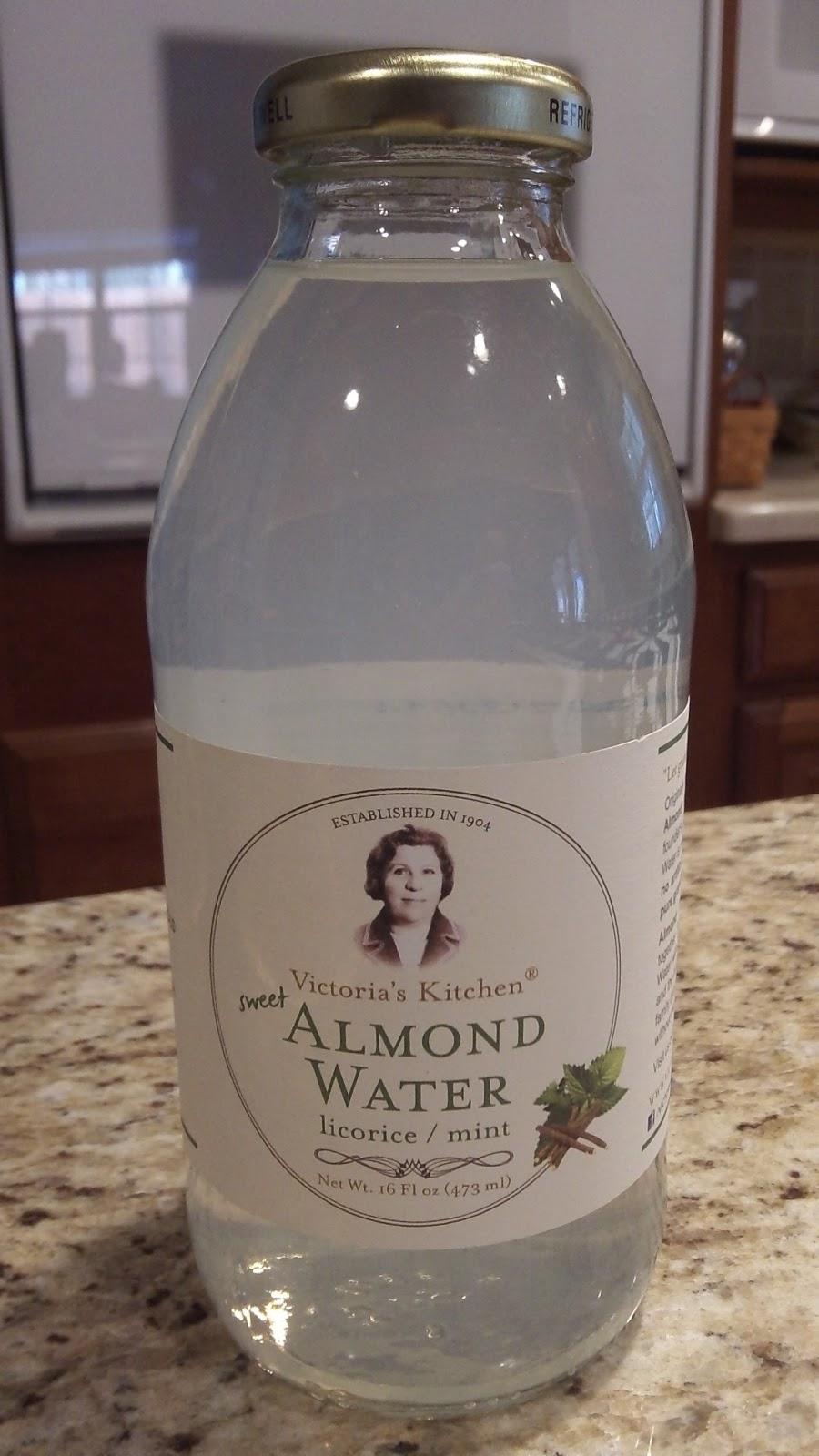 Victoria S Kitchen Almond Water Review