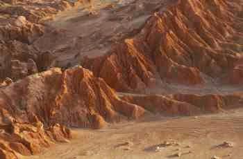 Liegen in der Atacamawüste in Chile Untote?