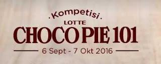 Lomba Foto Makanan Hadiah Voucher Belanja dan Paket Lotte Choco Pie