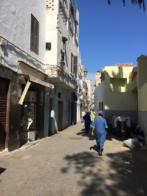 A TRIP TO MOROCCO - PART 1 CASABLANCA