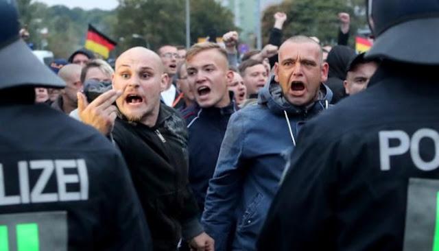 صدمة  و غضب في ألمانيا و السبب...