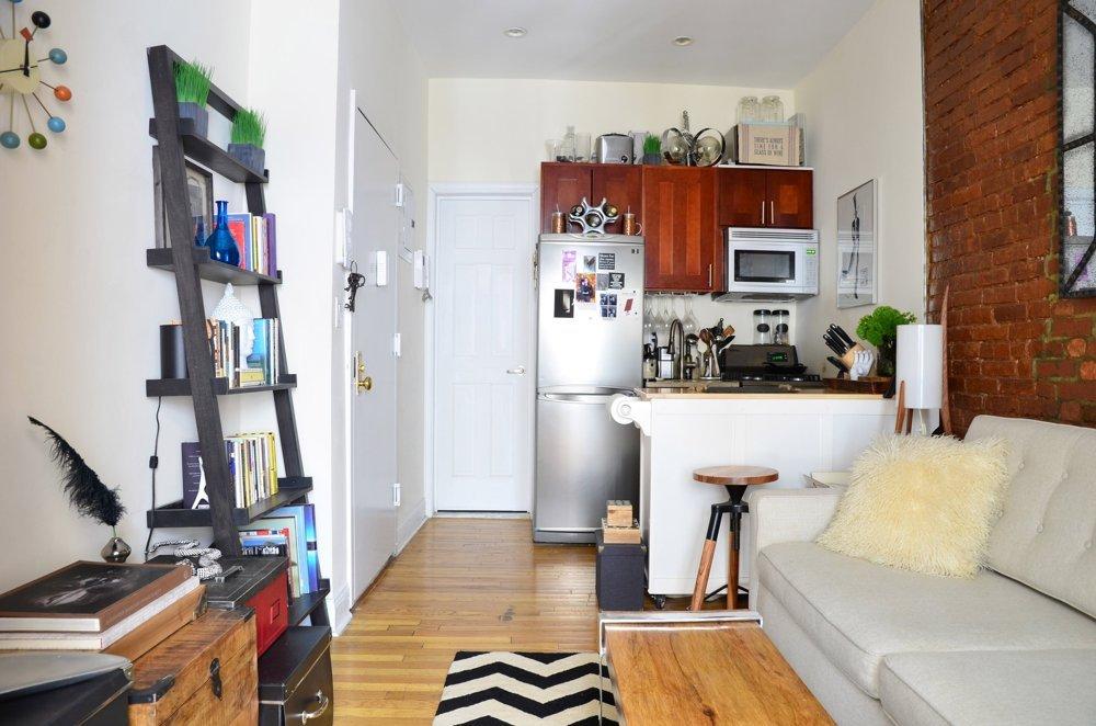 Mieszkanie 21m2 Kuchnia Pokój Dzienny Sypialnia łazienka
