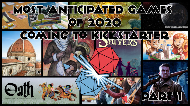 2020 Most Anticipated Games Best Kickstarter Header