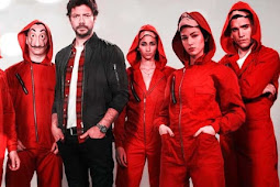 la casa de Papel season 4 release date, cast Netflix (Money Heist)