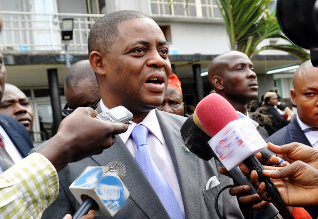 Former Minister of Aviation, Femi Fani-Kayode, has blasted President Muhammadu Buhari for not controlling 'his lust for blood.'