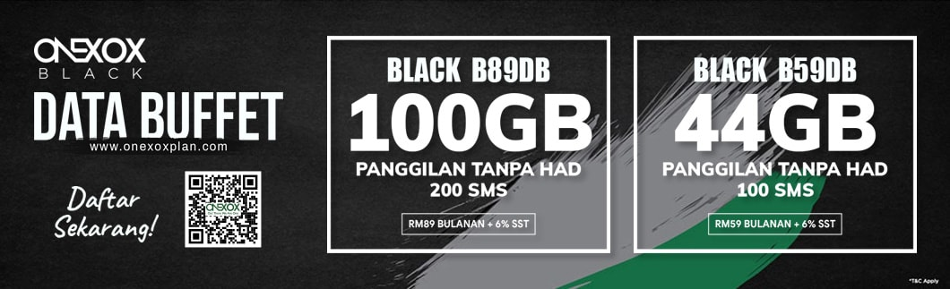 ONEXOX BLACK DATA BUFFET