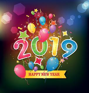 سنة جديدة سعيدة 2019 صور * HD * | تحميل صور السنة الجديدة