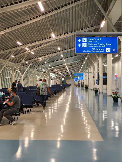aeroporto internacional de Dar Es Salaam