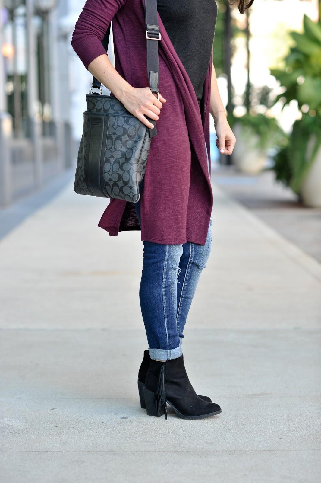Fall Fashion Minimal Layers