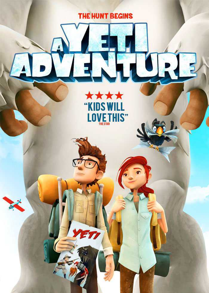 Mission Kathmandu: The Adventures of Nelly & Simon (A Yeti Adventure)