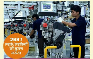 Jobs Vacancy For 10th, 12th Pass and ITI & Diploma Holders in Manufacturing Companies In Gujarat