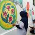 Tampilkan Lukisan Mural, Kampung Kreatif Bisa Dongkrak Ekonomi Masyarakat