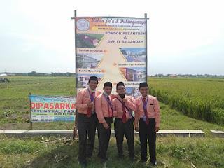 Yayasan As saodah Akan Bangun Pesantren Berbasis IT Di Cirebon