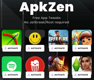 download APKZen Free Fire