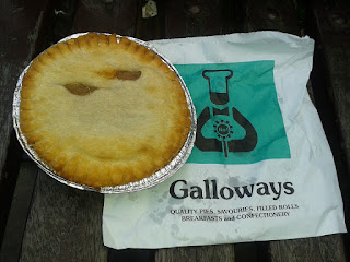 Galloways Meat and Potato Pie Review