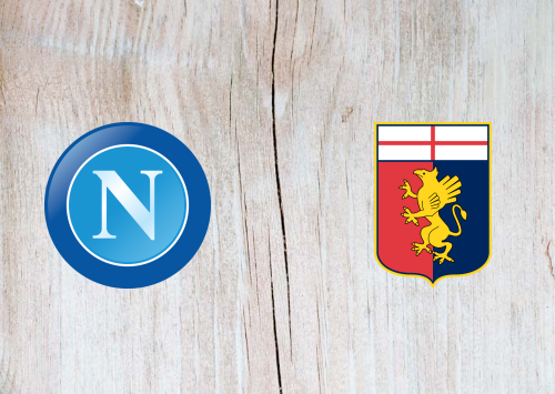 Napoli vs Genoa -Highlights 9 November 2019