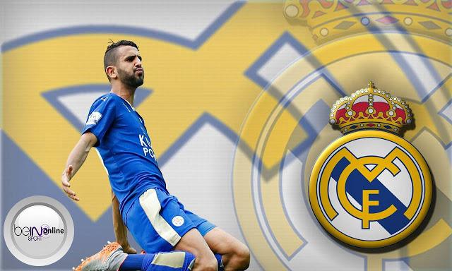 ريال مدريد يتحرّك لضم محرز