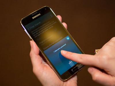 Bentuk ori dan spek Samsung Galaxy S8 Terungkap