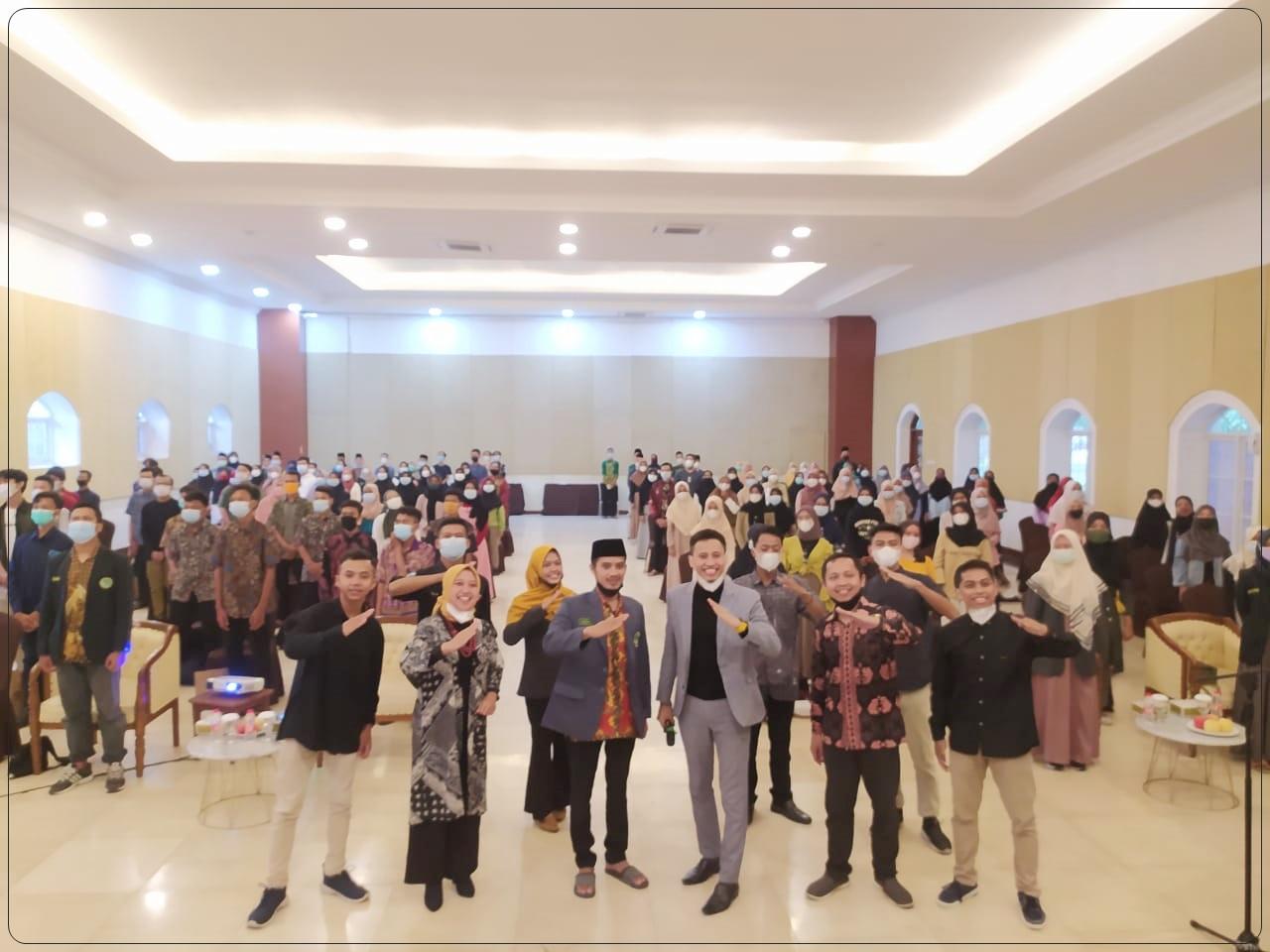 Songsong Pasca Pandemi, Pelajar NU Kebumen Gelar Seminar Kewirausahaan