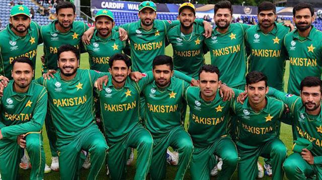 Pakistani Cricket Team Matches Schedule VS England Team