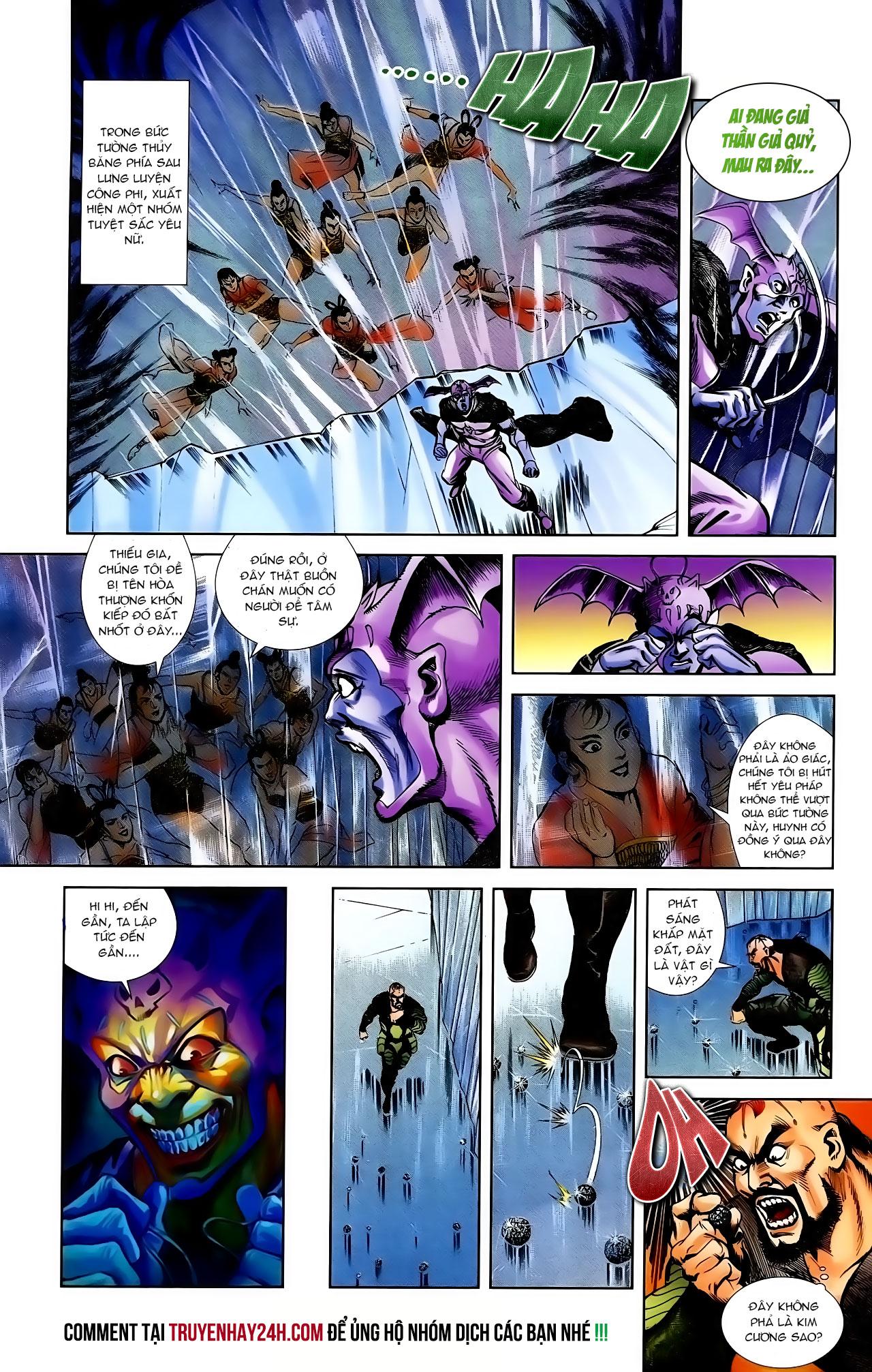 Cơ Phát Khai Chu Bản chapter 100 trang 29