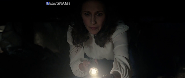 The Conjuring: The Devil Made Me Do It 2021 Dual Audio [Hindi-Cleaned] 720p HDRip