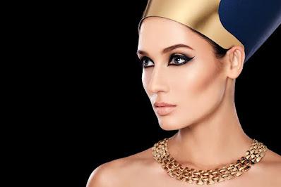 Ojos estilo Nilo Egipcios