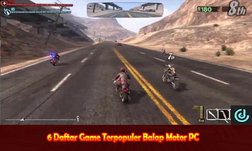 6 Daftar Game Terpopuler Balap Motor PC
