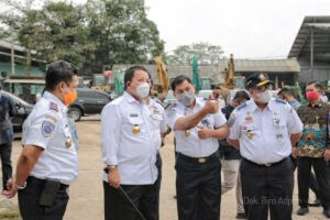 Gubernur Arinal, Kapolda Lampung dan Irjen Kemenhub Tandatangani Deklarasi Tertib Angkutan Barang