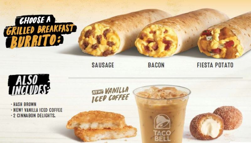 Taco Bell Tests $3 Breakfast Meal Deal | Brand Eating | 800 x 457 jpeg 57kB