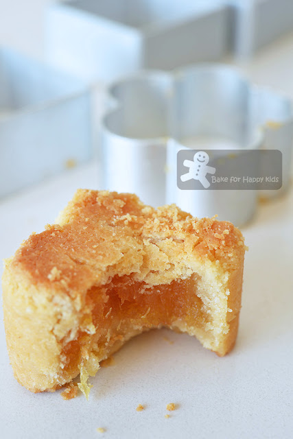 Taiwan Pineapple Cake With Egg Yolk Recipe