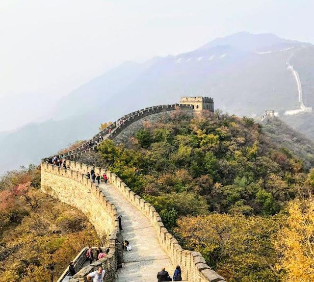 Keajaiban Dunia - Tembok Besar Cina