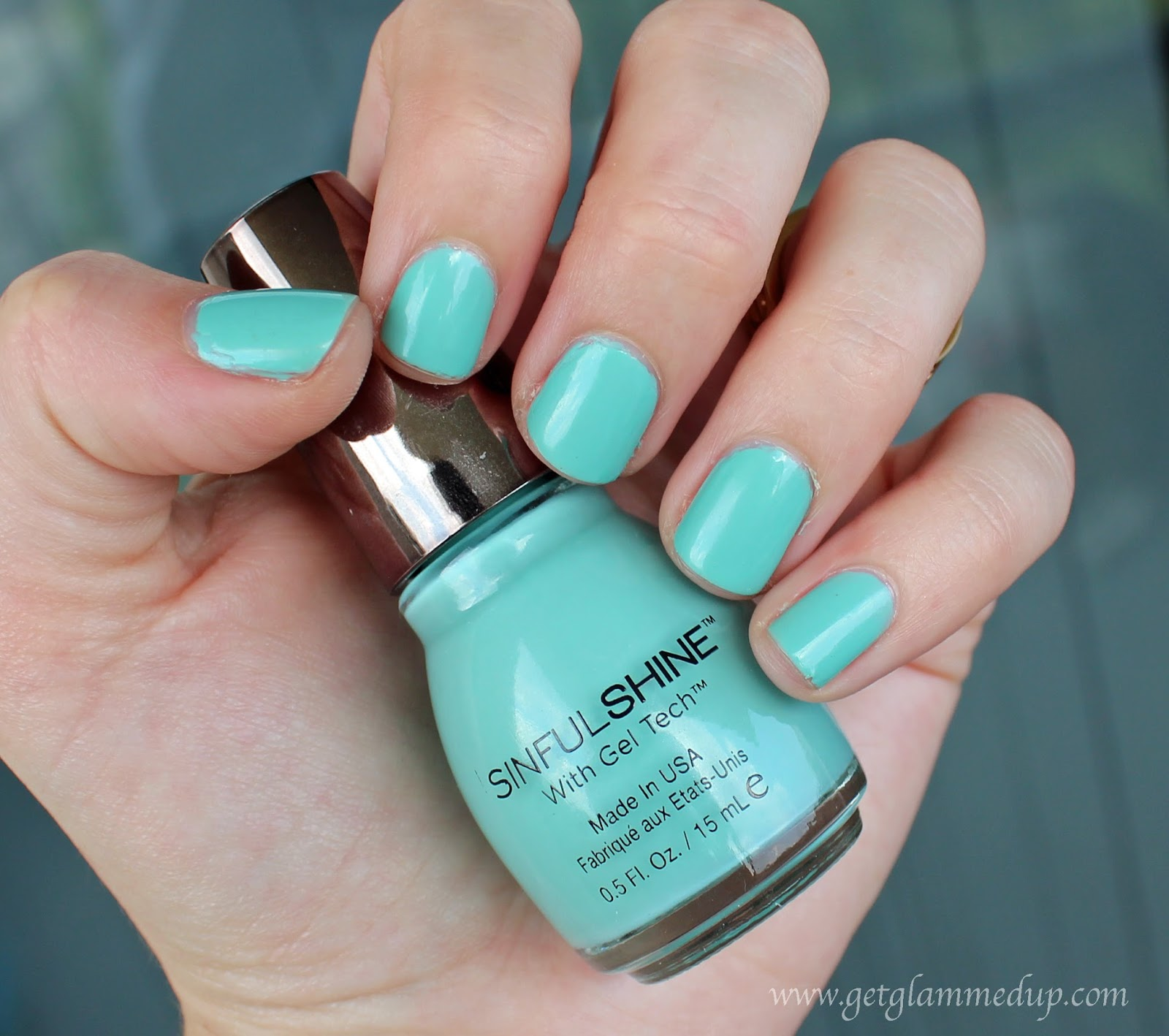 Longest Lasting Affordable Nail Polish Ever! SinfulShine Review ...