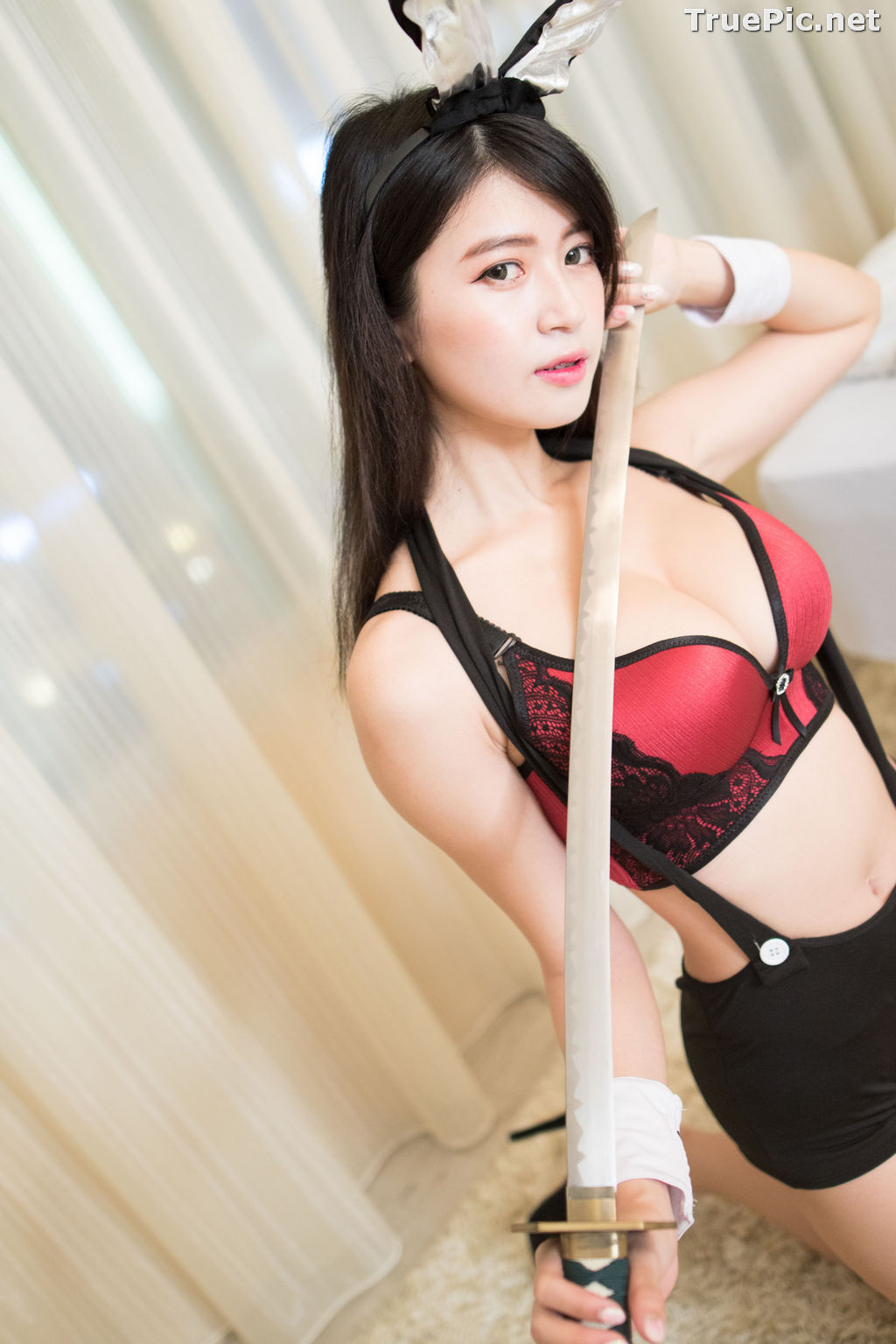 Image Taiwanese Hot Model - Sexy Kendo Girl - TruePic.net - Picture-2