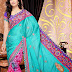 Exclusive And Colorful Sarees Collection For Party Wear By Natasha couture From 2014
