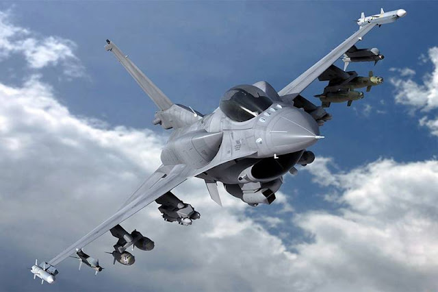 Lockheed Martin awarded $512 million contract for F-16 Block 70 for Bulgaria