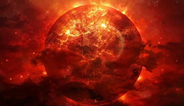 Apa Jadinya Jika Bintang Terbesar UY Scuti Dibandingkan Matahari