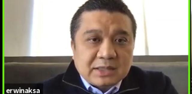 Erwin Aksa: Pemerintah Jangan Cekik Jumlah Sampel Corona Yang Masuk Ke Lab!