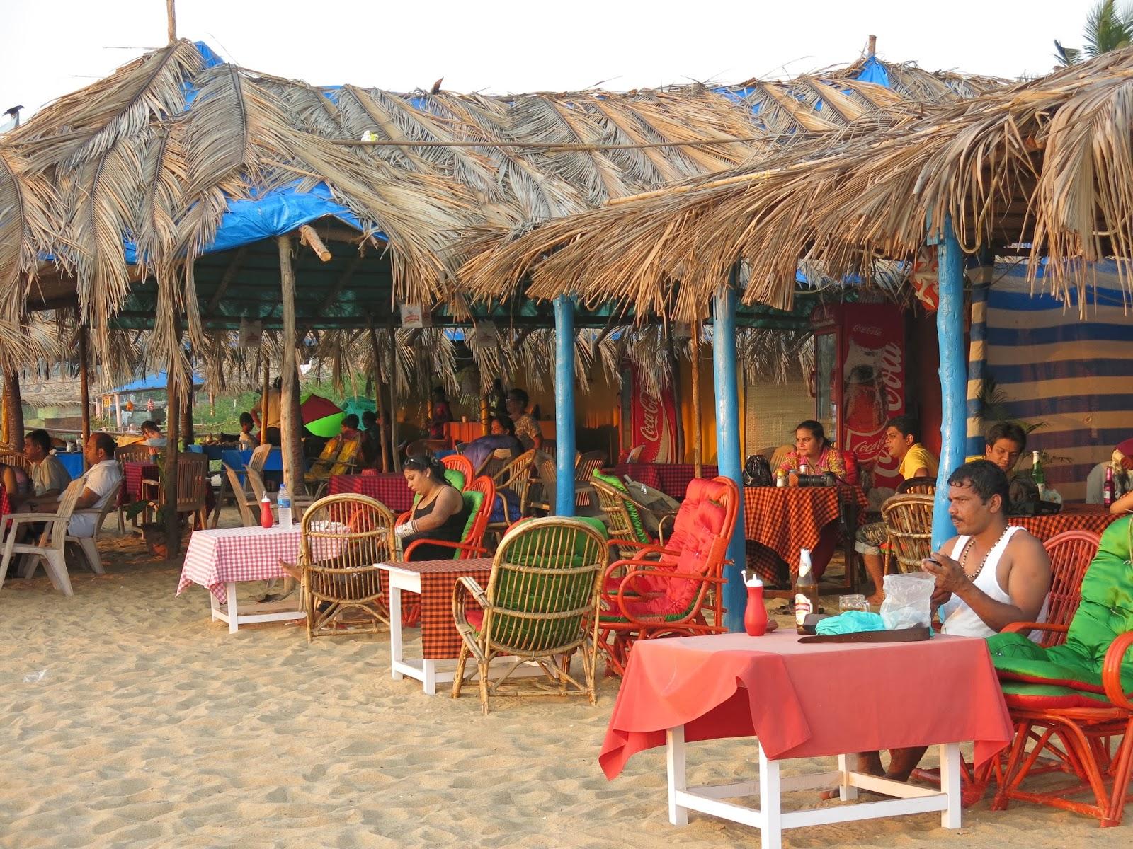 Calangute Goa India