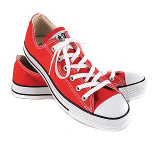9329e4db5fda i m so desperately to get a pair of CONVERSE RED SNICKERS   SWATCH RED  REBEL as i wanted it for so long .