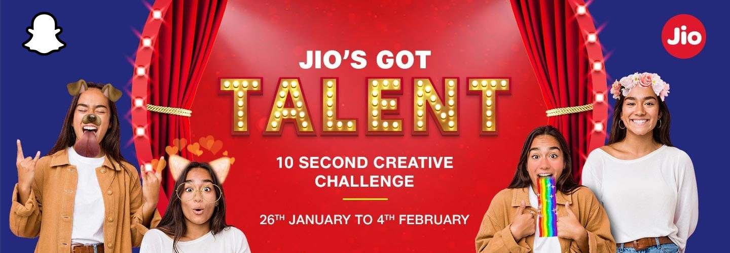 Jio's Got Talent Offer: Win 1 Month Free Recharge & A Trip of Thailand