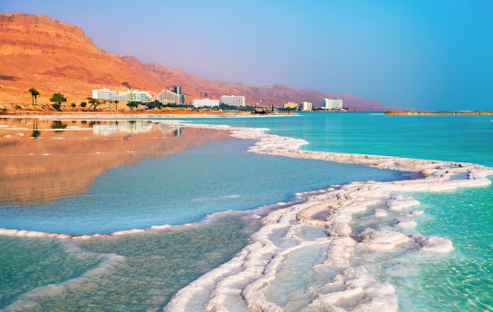 The Fact That The Dead Sea is Not an Ocean